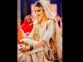 Anushka's Wedding Look From Sultan Decoded!