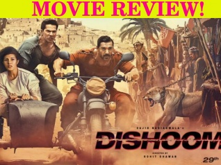 Dishoom Movie Review!