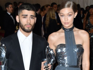 Zyan Malik Is  Impressed By Gigi Hadid's Intelligence
