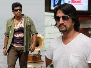 Epic Clash Of Sudeep & Puneeth Averted!