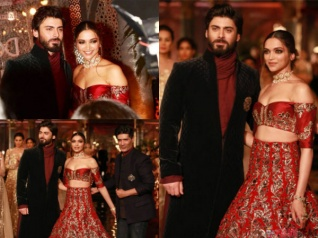 Fawad Will Not Play Deepika's Husband In Padmavati?