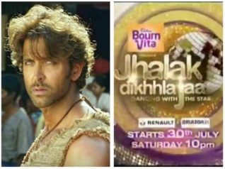 Here's Why Hrithik Refused To Promote Mohenjo Daro On Jhalak