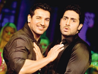 John Abraham Likes Abhishek Bachchan & His Hairy Chest!