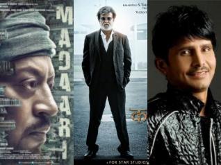 KRK  Appreciates Rajinikanth's Kabali & Thrashes Madaari!