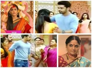 Krishnadasi: Shravani Declared Devdasi; Aryan Annoyed!