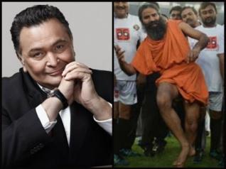 Funny! Rishi Kapoor Calls Baba Ramdev As 'Baba Messi Dev'