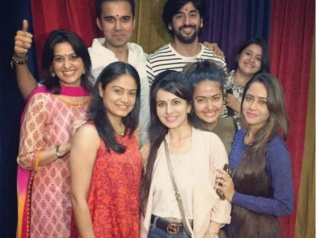 Balika Vadhu Actors Avika, Shashank & Others Come Together!