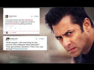 Funny! Twitteratis Troll Salman Khan On The Blackbuck Case