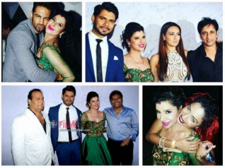 Sambhavna-Avinashi's Reception:Upen, Diandra & Others Attend