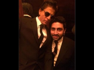 SRK Wanted Media To Write About His Affair With Abhishek!