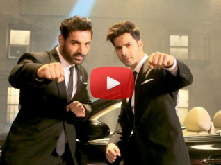 Dishoom's New Song 'Toh Dishoom' Is Peppy & Catchy!