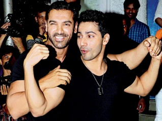 John Abraham Is Like My Elder Brother: Varun Dhawan