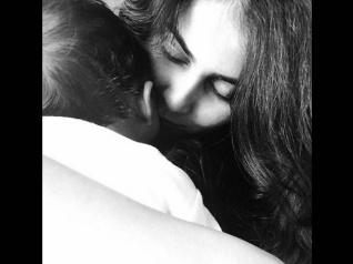Genelia D'souza's Newborn Baby Rahyl's First Picture Is Out!