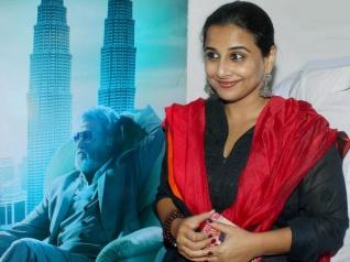 Vidya Balan Watches Kabali & Ajay Devgn Calls Rajni A Legend
