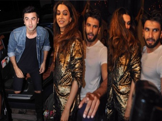 OUCH! Ranveer Took A Dig At Ranbir & It's Related To Deepika