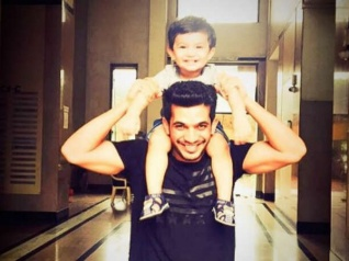 Wow! Arjun Bijlani's Son Ayaan To debut On Television!