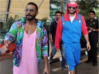 What's With Ranveer Singh? He Dodges A Question On Padmavati