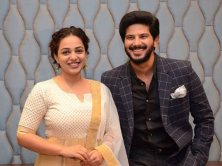 Dulquer Salmaan And Nithya Menen Come Together Once Again!