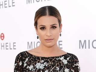 Lea Michele Prefers A Self Dependent Man