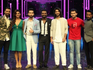Ishqbaaz Boys On The Sets Of Dance+ Season 2! [PICS]