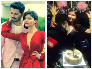Rubina Dilaik's Birthday: BF Abhinav Shukla Surprises Her!