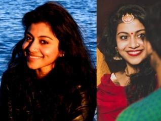 Meet Shruti Ramachandran, The 'Pretham'