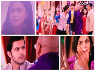 Swaragini: Parineeta & Adarsh Exposed!