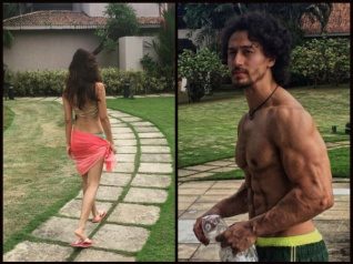 Oo La La! Tiger & Disha Spotted On A Romantic Vacation