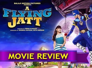 A Flying Jatt Movie Review!