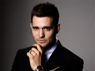 Michael Buble Tries His Hand At Women Fragrance