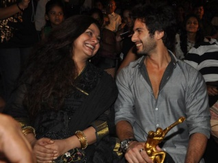 Shahid Kapoor's Mom Neelima On The Joy Of Being A Grandmom!