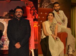 Why Is Ranveer Singh Angry With Padmavati Director SLB?