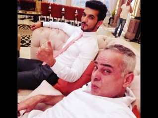 Arjun Bijlani's First Look From The Sets Of PMHMD!
