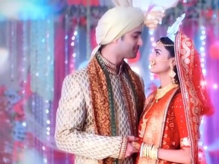 #KRPKABWeddingPromo: First Look of Dev-Sona As Bride & Groom