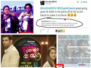 Confusion Over Ek Duje Ke Vaaste Going Off Air Continues…