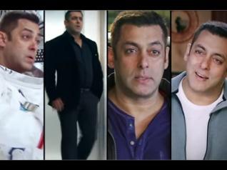Salman Enjoys While Shooting For Bigg Boss 10 Promos (PICS)