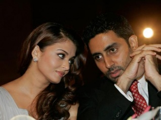 Abhishek Wishes Luck To 'Mrs' For ADHM!