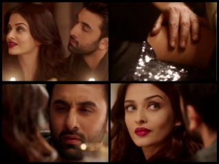 Ranbir Was NOT Comfortable In Getting Cozy With Aishwarya!