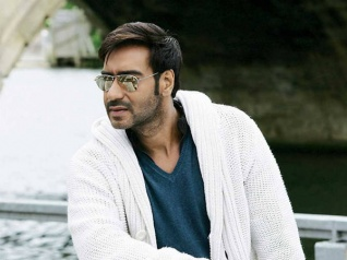 I Don't Have Grace In Dancing Says Shivaay Actor Ajay Devgn