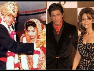 Here's What SRK Is Doing For Gauri On Their 25th Anniversary