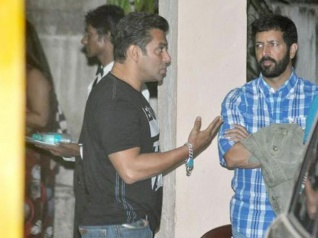 Salman Leaves Tubelight Midway After His Fight With Kabir?