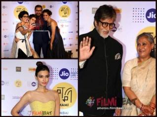 A 'Shaandaar' Night Out For The Bachchans & Khans!