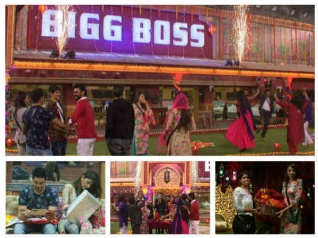 BB 10: Indiawale & Celebrities Celebrate Diwali!