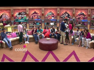 BB10: Om Swami & Priyanka, The Havoc Creators!