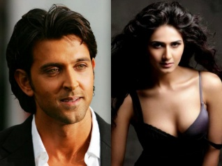 This Is How Vaani Kapoor Grabbed Hrithik Roshan's Attention!