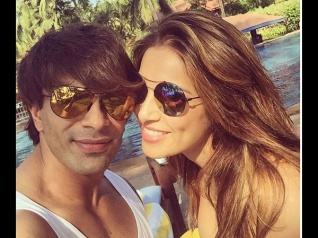 OMG! Bipasha Doesn't Let KSG Hang Out With Friends Alone