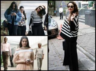 Pregnant Kareena Kapoor Stops The Traffic In Mumbai [Pix]