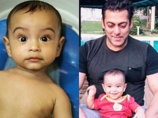 Salman Khan's Pic With Ahil Will Take Away Your Monday Blues