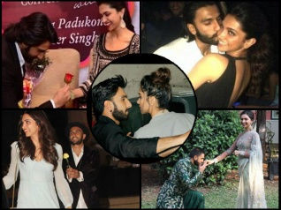 Ranveer Singh's PDA For Deepika Shows He Loved Her Madly