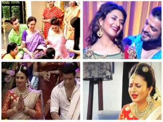 YHM: Ishra's South Indian Wedding With North Indian Tadka!